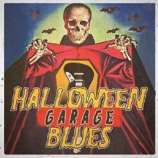 HALLOWEEN GARAGE BLUES   CD NEW!