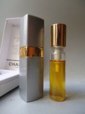 CHANEL No19 Parfum 7.5m Purse Spray Vintage 1980s New Not Sealed & Not Mint Box