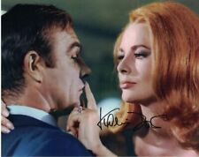 KARIN DOR - Helga Brandt in You Only Live Twice hand signed 10 x 8 photo