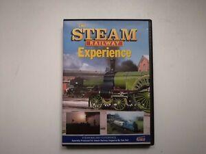 Tele Rail Steam Railway Experience DVD