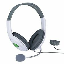 CUFFIE CON MICROFONO COMPATIBILE PER XBOX 360 HEADSET GAMING XBOX360 GAME LIVE