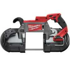 Milwaukee 2729s 20 M18 Fuel Deep Cut Dual Trigger Band Saw Tool Only