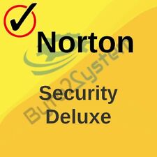 Norton Security Deluxe 5 MD (PC,MAC,Android,IOS) - ESD - 2020 - Licenza NUOVA
