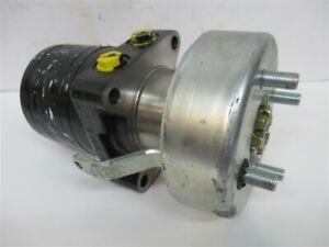Parker DF0240PSA81AAPA, LSHT Hydraulic Mechanical Brake Motor