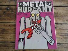 METAL HURLANT N° 9 TARDI PETILLON F' MURR DRUILLET MOEBIUS 1976