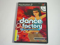 Dance Factory ( Sony Playstation 2, PS2) Complete FREE SHIP