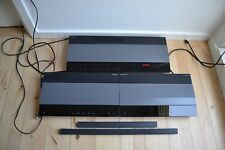 Bang & Olufsen - B&O - BeoMaster 3500 Tuner/Amp + BeoGram CD 3500 + Beocord 3500