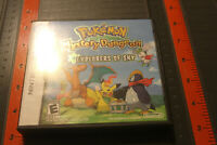 Authentic Pokemon Mystery Dungeon Explorers of Sky (2009) Tested, Cartridge Case