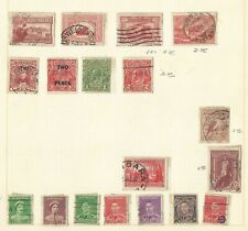 Australia Collection To 1970 on 10 Pages, Many Nice Stamps
