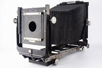 Calumet C1 Orbit 8X10 Large Format View Camera with Lens Board V18