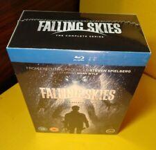Falling Skies:The Complete Series (Blu-ray,REGION FREE) Brand NEW-Free Box S&H