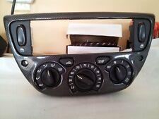 Ferrari 360 OEM Carbon Fiber Radio Panel Bezel