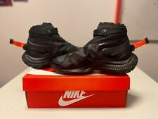 NSW NIKE NIKELAB GAITER BOOT BOOT AA053 Black Anthracite Size US8.5|UK7.5|EUR42