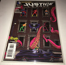 Justice League #31 Allred 1:25 Variant NM 1st Full Jessica Cruz