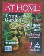 At Home in Tennessee Magazine March 2006 Home Design Decor Garden