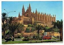 Postal de Palma de Mallorca. Catedral