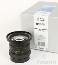 ROLLEI PROTOTYPE AFD-SUPER-ANGULON 2.8/50PQS BRAND NEW IN BOX WITH FULL WARRANTY