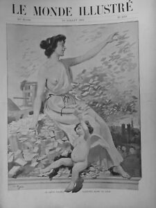 1901 Postcard Illustrated