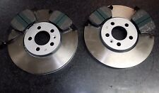 VW NEW BEETLE 1.8T QUALITY FRONT BRAKE DISCS & PADS 288MM VAG104 JCP1463