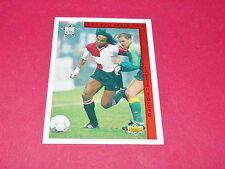G. TAUMENT FEYENOORD NL FUTURE STARS FOOTBALL CARD UPPER USA 94 PANINI 1994 WM94