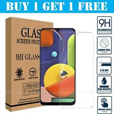 Genuine Tempered Glass Screen Protector For Samsung Galaxy A21s A51 A41 A71 A42