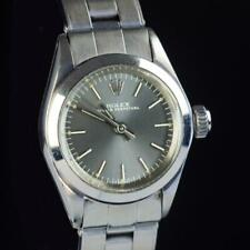 Rolex Oyster Perpetual Ref. 6618 Automatic Stainless Steel Ladies Watch Ca. 1969