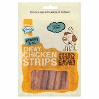 Armitage Good Boy Chewy Chicken Strips Dog Treats (BT703)
