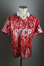 Russland CCCP Trikot Gr. M WM Jersey 1988-90 Shirt Russia vintage 80s 90s