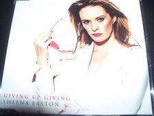 Sheena Easton Giving Up Giving In Australian 4 Track CD Single – Like New
