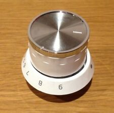 BEKO XTG611W Cooker Oven Temperature Control Knob White GENUINE PART