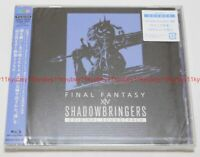 SHADOWBRINGERS FINAL FANTASY XIV Original Soundtrack Blu-ray Serial Code Japan