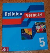 Religionsbuch: Religion Vernetzt 5. Schuljahr, Gymnasium Bayern
