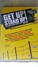 Get Up! Stand Up! The Human Rights Concerts - Various Artists DVD R4 RARE