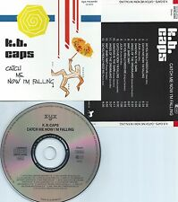 K.B.CAPS-CATCH ME NOW I'M FALLING-1986/1987/1988-W.GERMANY-ZYX REC.CD 9070-CD-M-