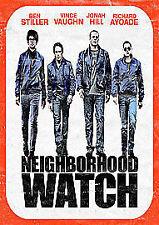 The Watch [DVD], Good DVD, Nicholas Braun, William Belli, Rosemarie DeWitt, Will