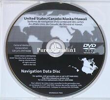 07 08 09 2010 CADILLAC DTS CHEVY TAHOE LT LTZ HYBRID NAVIGATION NAV DISC CD DVD