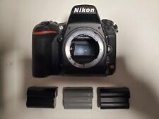 Nikon D750 24.3 MP Digital SLR Camera - Black (Body Only)Low Shutter count, MINT