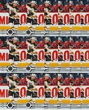 MATT GRZELCYK 27 CARD LOT 19-20 UPPER DECK HOCKEY # 259 BOSTON BRUINS UD 2019-20