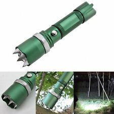 1800LM Cree Q5 Led Flashlight Light Tactical Torch Zoomable Lamp Anti-reflective