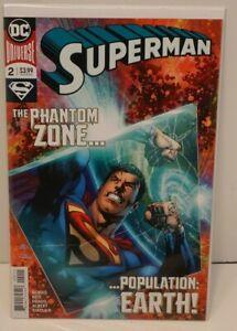 Superman (5th Series) #2 VF/NM; DC The Phantom Zone