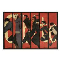Naruto Shippuden Obito Uchiha anime Poster