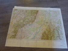 carte d'état major saverne    (c8)