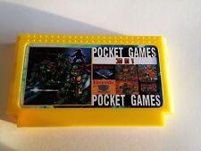 Famicom-Famiclone 8 bit 30 in 1 Zelda, Metroid, Flintstones, Earthbound and more