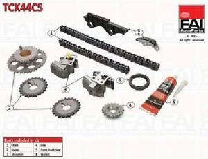 Original FAI AutoParts Timing Chain Set TCK44CS for Nissan