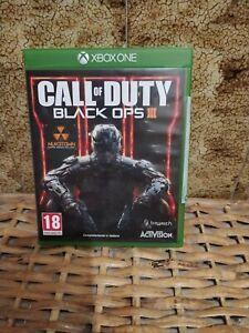 Call of duty black ops 3 III Xbox one italiano