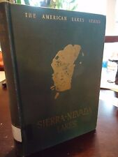 Sierra - Nevada Lakes- American Lakes Series - 1949 - Hinckle-Tahoe Etc.