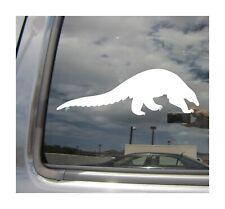 Pangolin - Scaly Anteater - Car Truck Window Vinyl Decal Sticker 10618