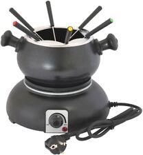 Fonduta elettrica AFK FS-1200set da fonduta pratico e adatto alle cene con amic