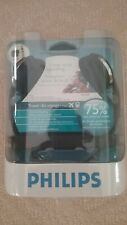 Philips Noise Cancelling Earphones, Open Box Never Been Used