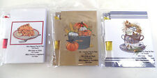MINI MEMO PAD AND PEN---3 STYLES TO CHOOSE FROM--100 SHEETS--GREAT PURSE SIZE